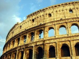 Kolosej, največji rimski amfiteater