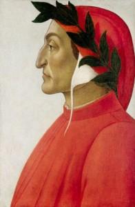 Dante Alighieri, portret