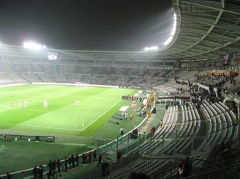 Torinski Stadio Olimpico.