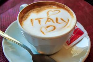 Italija - kava