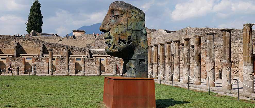 mesto Pompeji